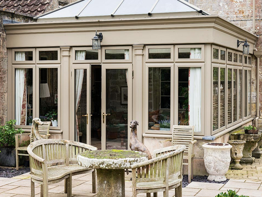 Choosing an orangery